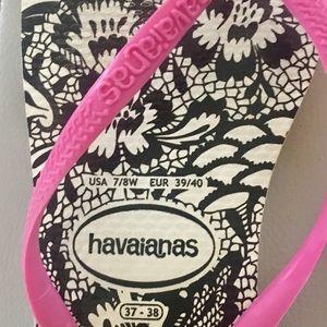 Havaianas Shoes - Havaianas size (37/38)